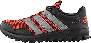 adidas Performance Men's Slingshot TR M Running Shoe, Red/Silver/Black, 11.5 M US
