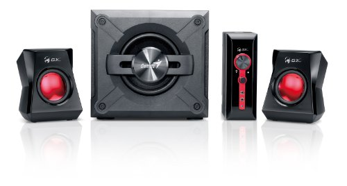 Why Choose The Genius SW-G2.1 1250 2.1 Speaker System