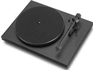 Pro-Ject 	Debut III USB Turntable - Black