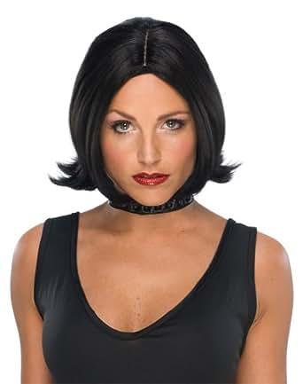 Rubies Costume Co Wig, Va Vamp Black