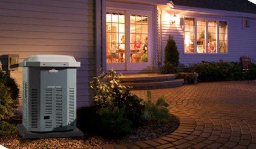 Briggs & Stratton 40301 7,000 Watt Empower Home Standby ...