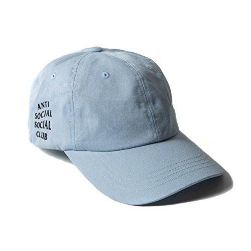 SCOTT cappelli cappello registrabile di baseball (blu)