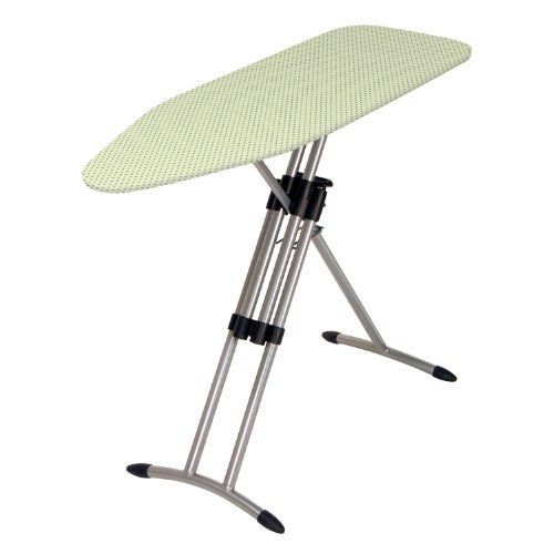 Home  &  Garden Direct Minky Stowaway Folding Ironing Board 122cm x 38cm