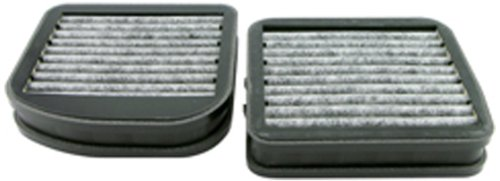 Hastings Filters AFC1150 Cabin Air Filter Element, (Set of 2)