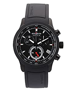 Zeppelin Night Cruise Chronograph Mens Watch 7290-2