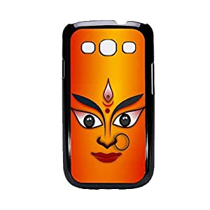 Vibhar printed case back cover for Samsung Galaxy Grand Max Durga