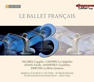 Le Ballet Français: Delibes, Chopin, Massenet
