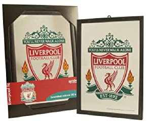 Liverpool FC Mirror - Football Gifts by Official Football Merchandise