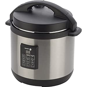 Fagor 6-qt. Electric Pressure Cooker by Brookstone