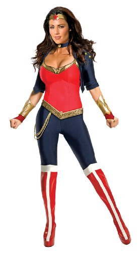 Secret Wishes Sexy Wonder Woman Costume,