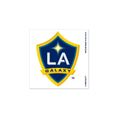 "Los Angeles Galaxy Official MLS 1""x1"" Fake Tattoos"