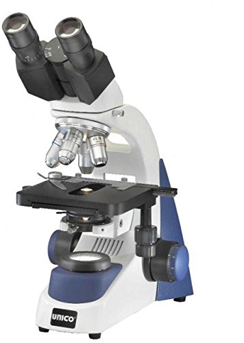 Unico G380-Php2 Microscope Binocular Wf10X, Ep, 4X Brightfield, 10X, 40X100X Semi-Plan Phase With