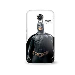 Warner Bros Batman-Dark Knight Back Cover for Google Nexus 6 (Multicolor)