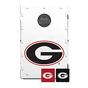 Buy Baggo 2060 University of Georgia Bulldogs Complete Baggo Bean Bag Toss Game by Baggo