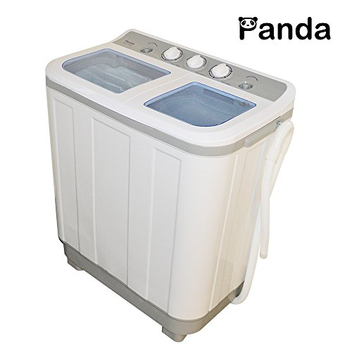 Panda Small Compact Portable Washing Machine(10lbs Capacity)XPB45 -Larger Size (Portable Dishwasher compare prices)