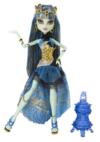 Mattel Y7704 - Monster High 13 Wünsche Party Frankie, Puppe