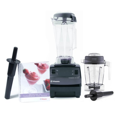 Vitamix TurboBlend 2 Speed Blender With 64 Ounce Wet Container and 48 Ounce Wet Container (Vitamix Blender 1782 compare prices)
