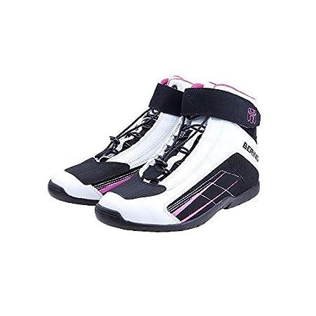 Bering - Baskets LADY AZUR - Taille : 40 - Couleur : Noir/Fuschia
