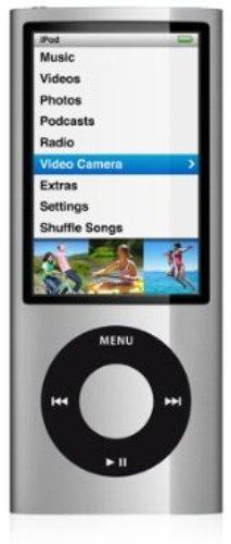 Apple iPod nano 第5世代 8GB シルバー MC027J/A 最新モデル