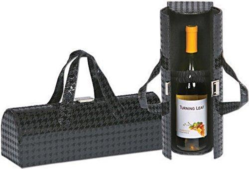 picnic-plus-carlotta-clutch-wine-bottle-tote-houndstooth-black-by-picnic-plus
