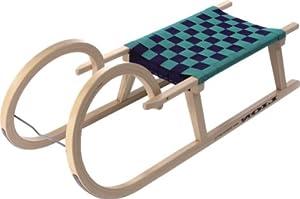Eurosled Rodel Horner Sled (Wood, 100 cm)