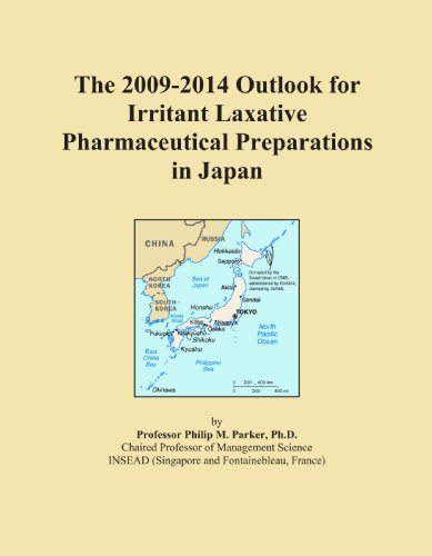 The 2009-2014 Outlook for Irritant Laxative Pharmaceutical Preparations in Japan