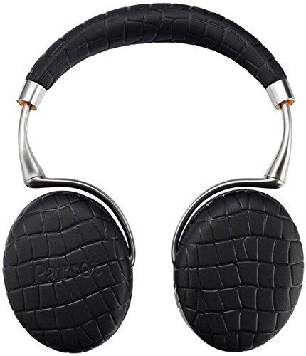 Parrot Zik 3 Cuffie Bluetooth, Croco, Nero