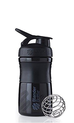 Blender Bottle Blender Bottle SportsMixer 20オンス BBSM20 BKBK