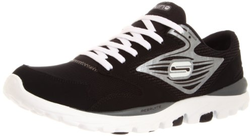 Skechers Men's Go Run Sports Shoes - Fitness 53500 Black EU41/UK7/US8