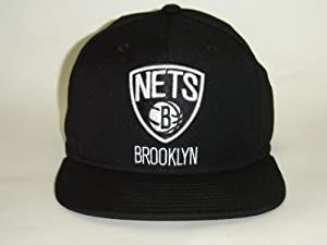 NBA New Jersey Nets Royal Red 2 Tone Retro Snapback cap Old School by adidas