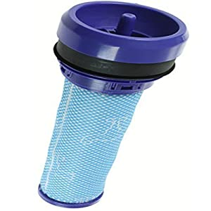Vacuum cleaner pre motor filter blue compatible with dyson for Dyson dc39 motor replacement