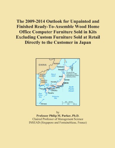 The 2009-2014 Outlook for Unpainted and Finished Ready-To-Assemble Wood Home Office Computer Furniture Sold in Kits Excluding Custom Furniture Sold at Retail Directly to the Customer in Japan