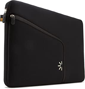 Caselogic PAS-213 13-Inch Macbook Neoprene Sleeve (Black)