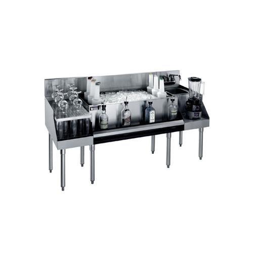 Bar Cabinet With Refrigerator