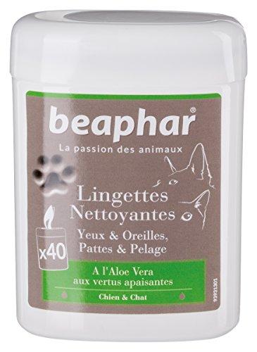 beaphar-lingettes-nettoyantes-pattes-pelage-yeux-et-oreilles-chien-et-chat-40-lingettes