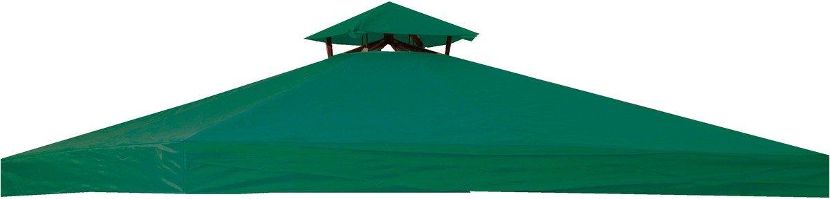Fun Star Dach 3X3 M Turin grün 51269 günstig bestellen