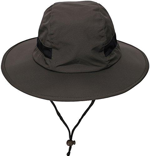 Simplicity Men / Women SPF 50+ UV Protection Safari Sun Hat w/ Adjustable Straps,Olive (Vented Fishing Hat compare prices)