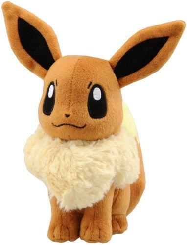 Pokemon Eevee peluche bambola anime figure cosplay 30cm 12pollici