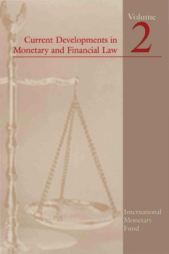 Current Developments In Monetary And Financial Law, Vol. 2 front-120572