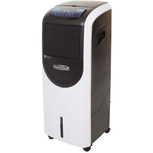 Cool-a-zone Coolbox Jr. 500 Sq. Ft. Portable Evaporative Air Cooler – C50