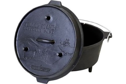 CAMP CHEF DUTCH OVEN DO-12 Corps ca. 9 Liter Deluxe