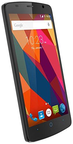 ZTE Blade L5 Smartphone ohne SIM-Lock, Android 5.1 Lollipop, 5-Zoll-Display (12,7cm), 8-MP-Kamera, 8 GB, MediaTek MTK6572, 4 Kerne 1,3 GHz, 1 GB RAM