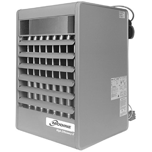 Modine PDP250AE0185 Power Vented Gas-Fired Unit Heater 250,000 BTU/HR Input (250 000 Btu Unit Heater compare prices)