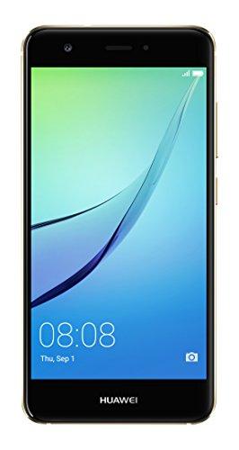 Huawei Nova Smartphone, Memoria Interna da 32 GB, Oro