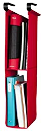 Five Star Hanging Locker Shelf, Red (72230)