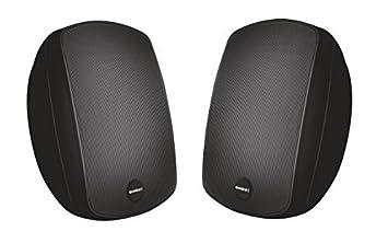 Quadral Haut-parleurs IPSO 4 paires noir