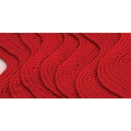 Buy Cheap Wrights 117-402-065 Polyester Rick Rack Trim, Red, Jumbo, 2.5-Yard