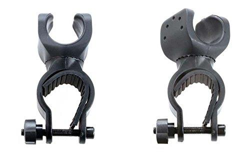 Big Dragonfly Bicycle Bike Flashlight Led Torch Mount Holder 360‹Rotation U Pattern Cycling Clip Clamp