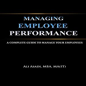 Managing Employee Performance Audiobook