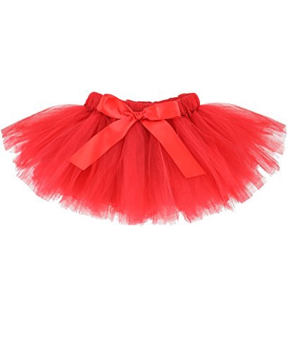 Baby Red Tutu front-477155